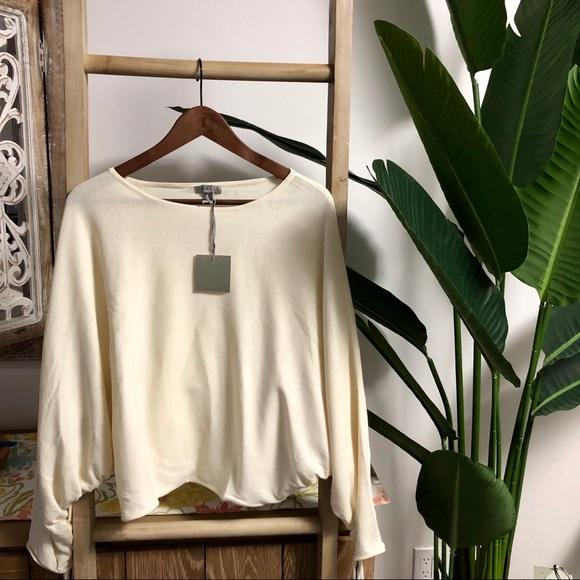 Mendocino Tops - 🌾NWT Beige wide sleeve top